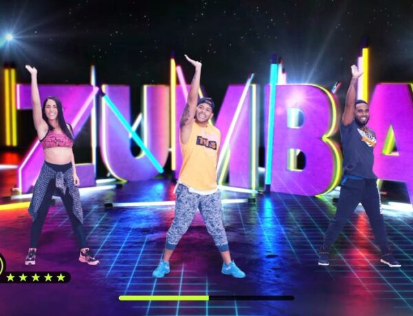 BE THE LIFE OF THE PARTY AT HOME AND ON THE GO WITH  'ZUMBA® BURN IT UP!' ARRIVING ON NINTENDO SWITCH™ IN NOVEMBER