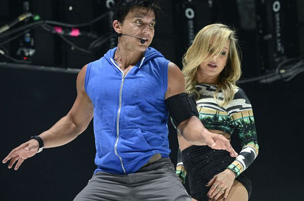 The Zumba Fitness Concert