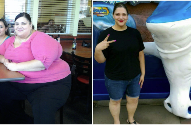 how to gain an income while losing pounds