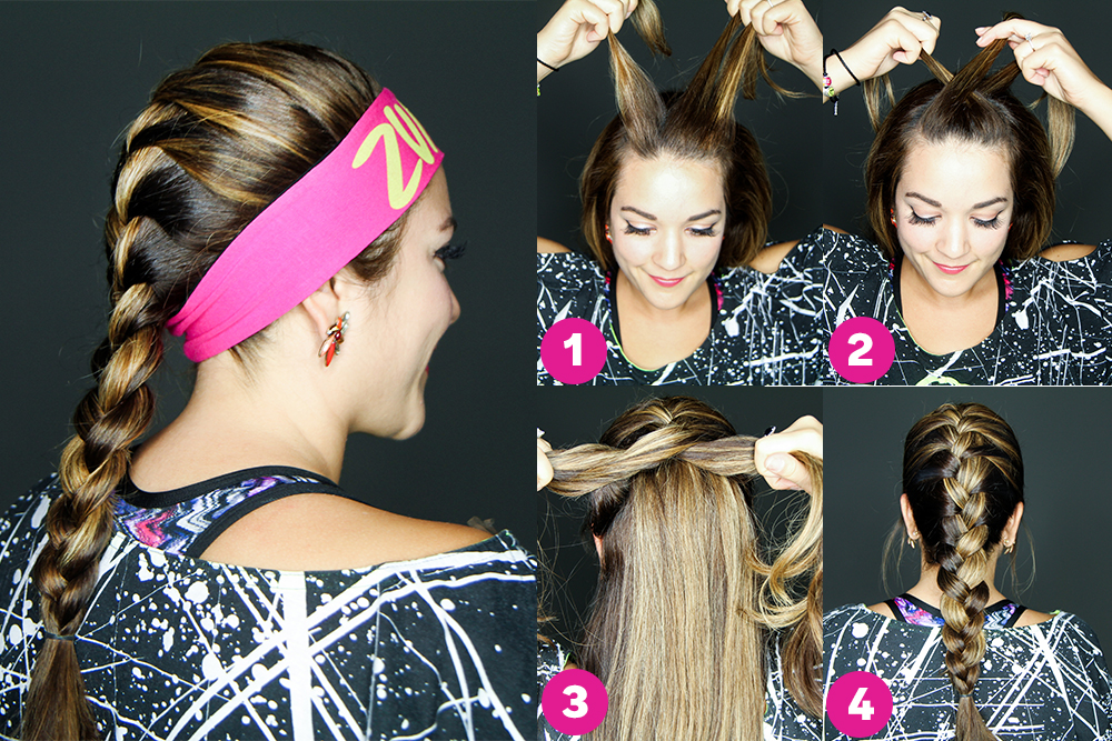 Find Your Perfect Dance-Sesh Hairstyle