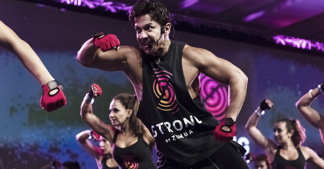 check out new program strong by zumba� zlife